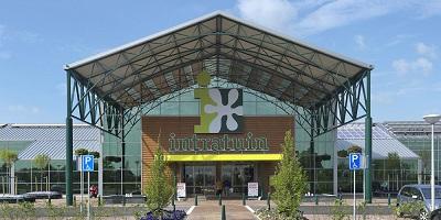 Rgc ontwerp engineering advies projecten nederland for Intratuin breda